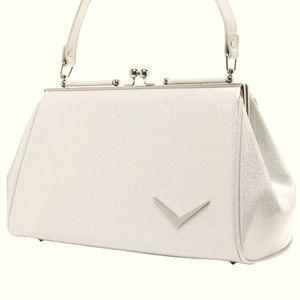 LUX de Ville Getaway sparkle handbag
